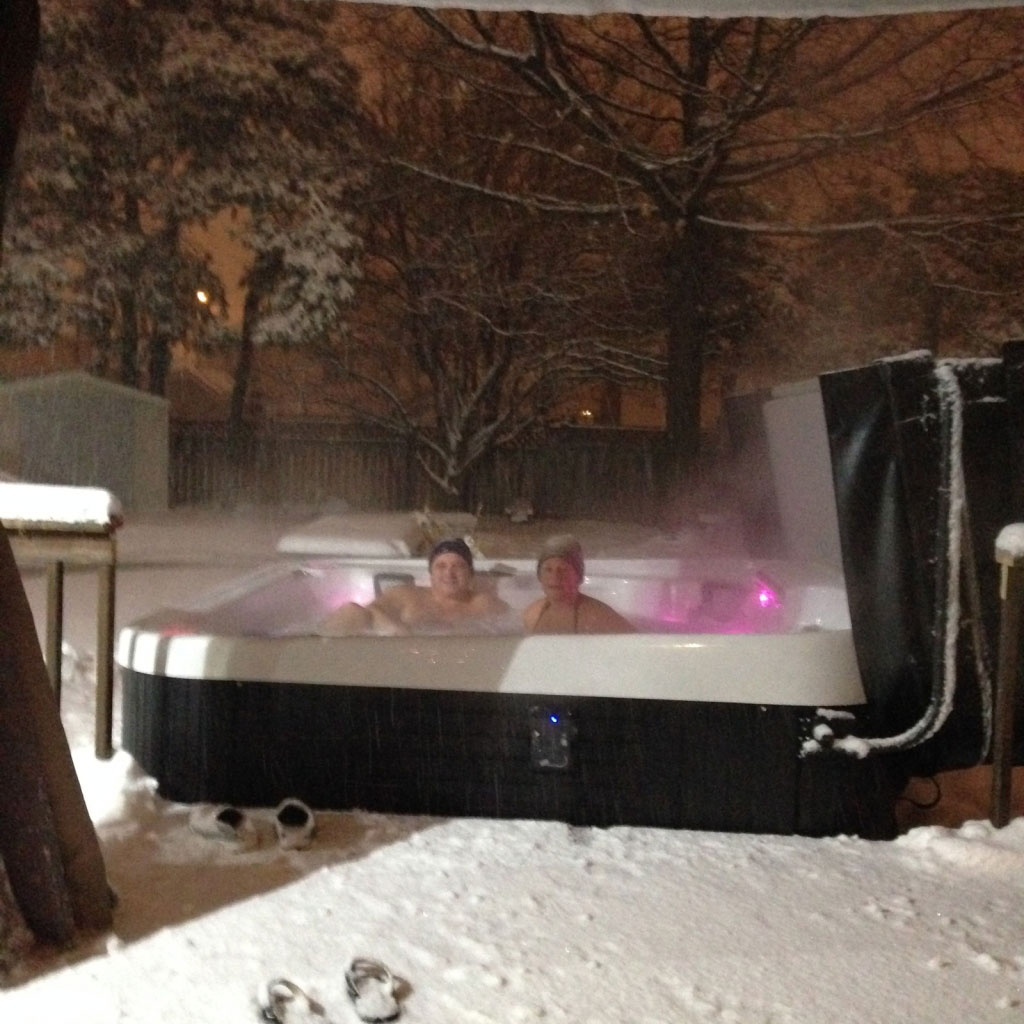 Coast Spas Hot Tub Review